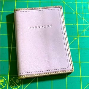 Lavender Passport holder